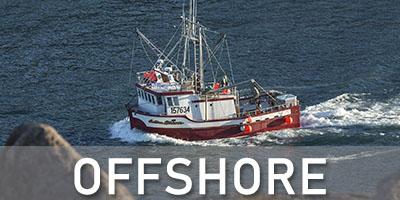 Offshore kamera